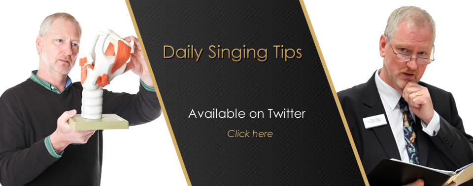 daily singing tips